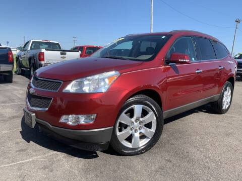2011 Chevrolet Traverse for sale at Superior Auto Mall of Chenoa in Chenoa IL