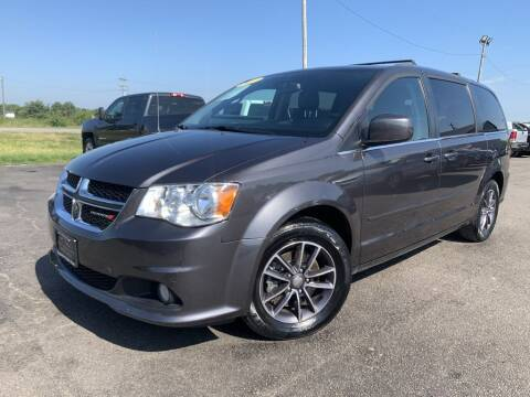 2017 Dodge Grand Caravan for sale at Superior Auto Mall of Chenoa in Chenoa IL