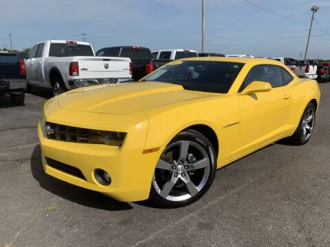 2011 Chevrolet Camaro for sale at Superior Auto Mall of Chenoa in Chenoa IL