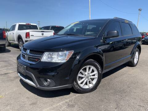 2017 Dodge Journey for sale at Superior Auto Mall of Chenoa in Chenoa IL