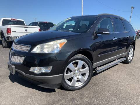 2010 Chevrolet Traverse for sale at Superior Auto Mall of Chenoa in Chenoa IL