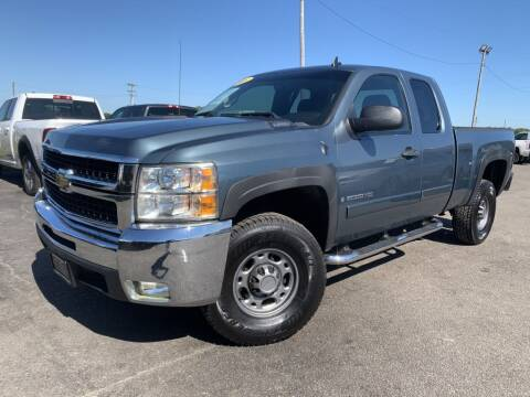 2008 Chevrolet Silverado 2500HD for sale at Superior Auto Mall of Chenoa in Chenoa IL