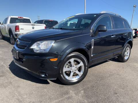 2012 Chevrolet Captiva Sport for sale at Superior Auto Mall of Chenoa in Chenoa IL