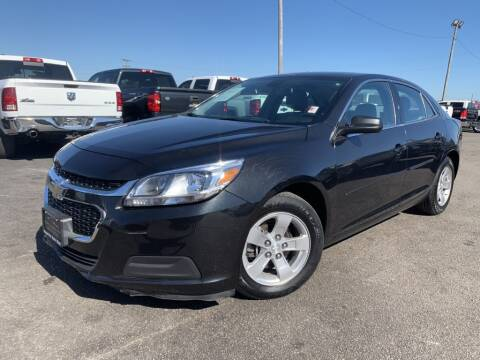 2014 Chevrolet Malibu for sale at Superior Auto Mall of Chenoa in Chenoa IL