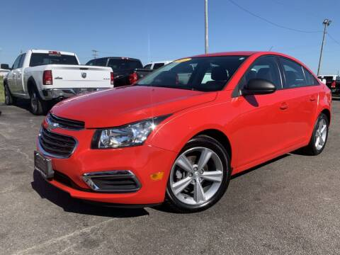 2016 Chevrolet Cruze Limited for sale at Superior Auto Mall of Chenoa in Chenoa IL
