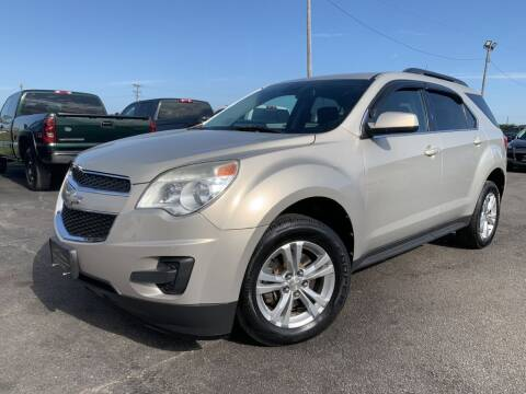 2012 Chevrolet Equinox for sale at Superior Auto Mall of Chenoa in Chenoa IL