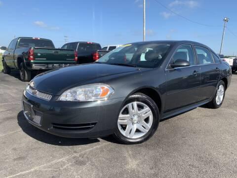 2014 Chevrolet Impala Limited for sale at Superior Auto Mall of Chenoa in Chenoa IL