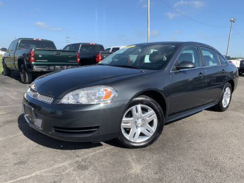 2014 Chevrolet Impala Limited for sale at Superior Auto Mall of Chenoa in Chenoa IL