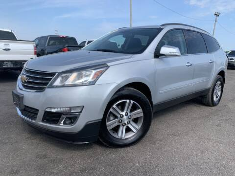 2016 Chevrolet Traverse for sale at Superior Auto Mall of Chenoa in Chenoa IL