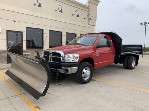 2007 Dodge Ram Chassis 3500 for sale at Superior Auto Mall of Chenoa in Chenoa IL