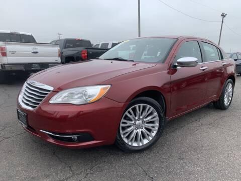 2012 Chrysler 200 for sale at Superior Auto Mall of Chenoa in Chenoa IL