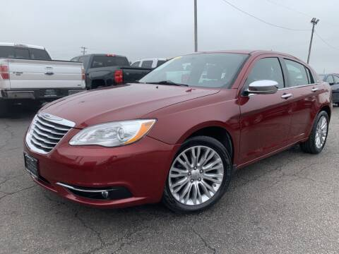 2012 Chrysler 200 for sale at Superior Auto Mall of Chenoa in Chenoa IL