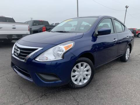 2019 Nissan Versa for sale at Superior Auto Mall of Chenoa in Chenoa IL