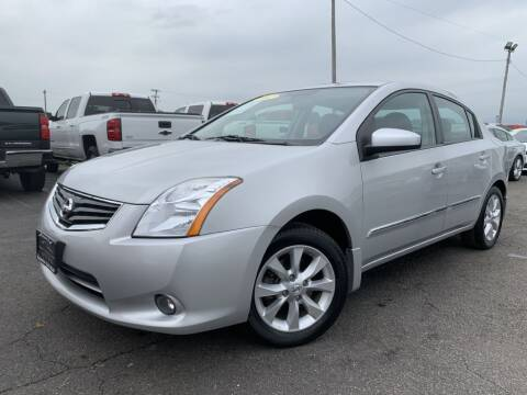 2012 Nissan Sentra for sale at Superior Auto Mall of Chenoa in Chenoa IL