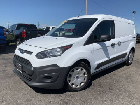 2017 Ford Transit Connect Cargo for sale at Superior Auto Mall of Chenoa in Chenoa IL