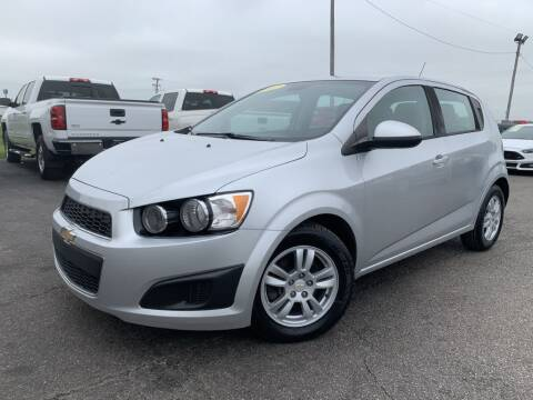 2012 Chevrolet Sonic for sale at Superior Auto Mall of Chenoa in Chenoa IL