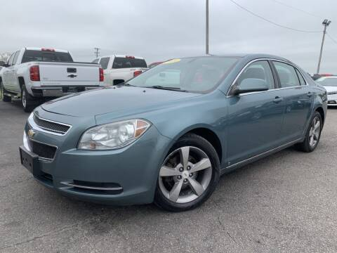 2009 Chevrolet Malibu for sale at Superior Auto Mall of Chenoa in Chenoa IL