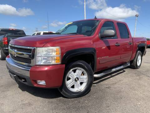 2007 Chevrolet Silverado 1500 for sale at Superior Auto Mall of Chenoa in Chenoa IL