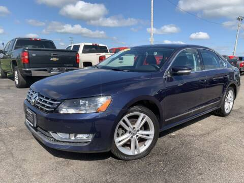 2014 Volkswagen Passat for sale at Superior Auto Mall of Chenoa in Chenoa IL