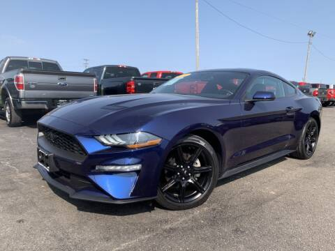 2018 Ford Mustang for sale at Superior Auto Mall of Chenoa in Chenoa IL