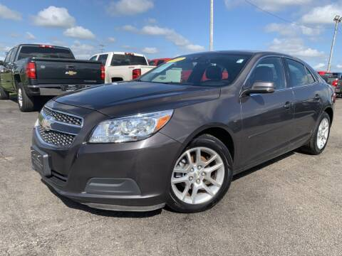 2013 Chevrolet Malibu for sale at Superior Auto Mall of Chenoa in Chenoa IL