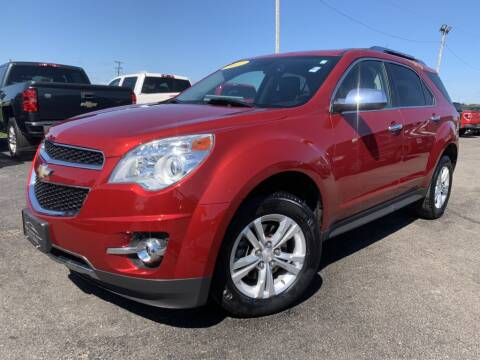 2013 Chevrolet Equinox for sale at Superior Auto Mall of Chenoa in Chenoa IL