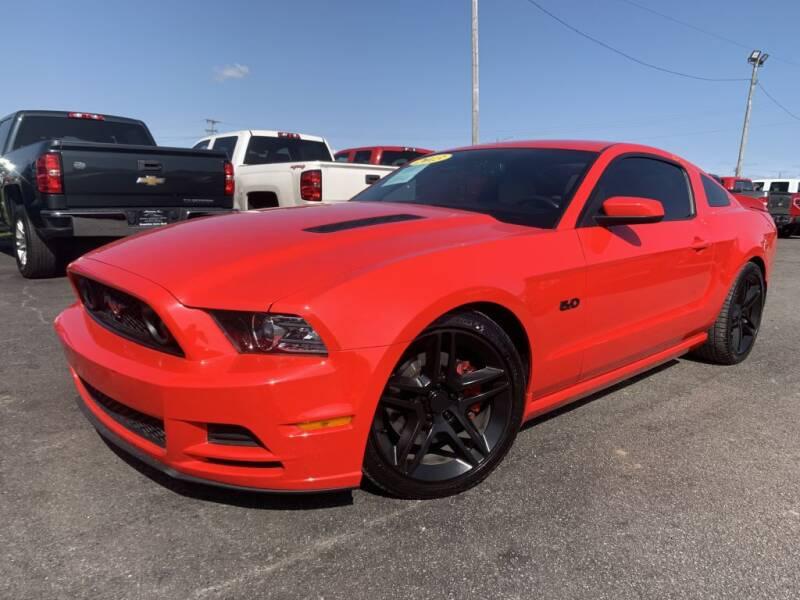 2014 Ford Mustang for sale at Superior Auto Mall of Chenoa in Chenoa IL