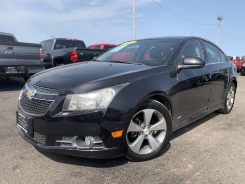 2011 Chevrolet Cruze for sale at Superior Auto Mall of Chenoa in Chenoa IL