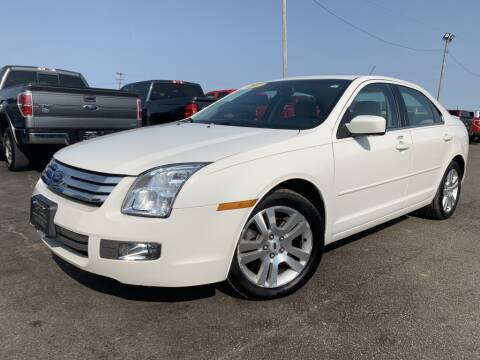 2008 Ford Fusion for sale at Superior Auto Mall of Chenoa in Chenoa IL
