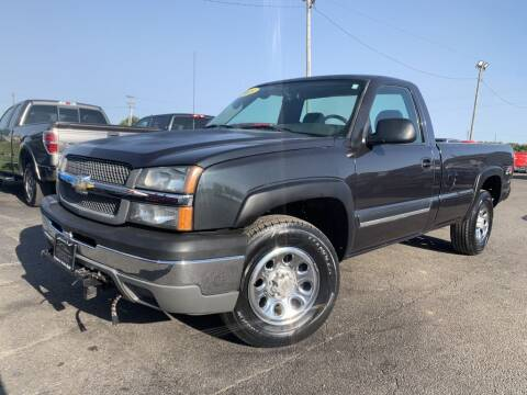 2005 Chevrolet Silverado 1500 for sale at Superior Auto Mall of Chenoa in Chenoa IL