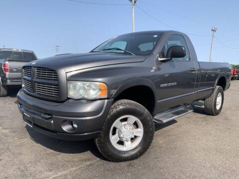 2003 Dodge Ram Pickup 2500 for sale at Superior Auto Mall of Chenoa in Chenoa IL