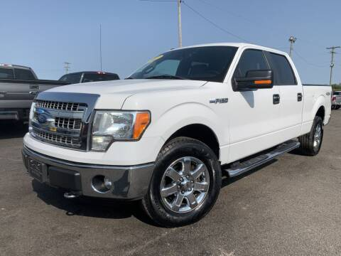 2013 Ford F-150 for sale at Superior Auto Mall of Chenoa in Chenoa IL