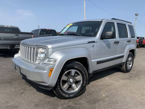 2008 Jeep Liberty for sale at Superior Auto Mall of Chenoa in Chenoa IL
