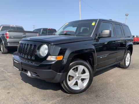 2012 Jeep Patriot for sale at Superior Auto Mall of Chenoa in Chenoa IL