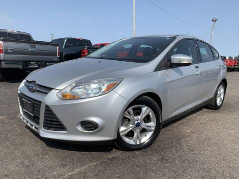 2014 Ford Focus for sale at Superior Auto Mall of Chenoa in Chenoa IL