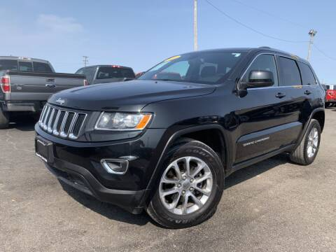 2016 Jeep Grand Cherokee for sale at Superior Auto Mall of Chenoa in Chenoa IL