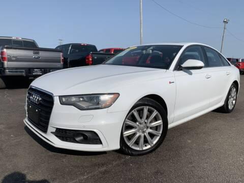 2013 Audi A6 for sale at Superior Auto Mall of Chenoa in Chenoa IL