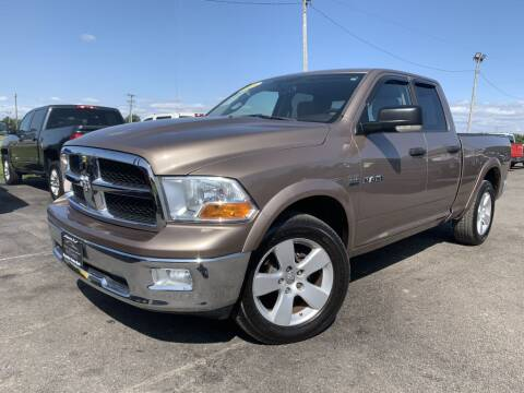 2009 Dodge Ram Pickup 1500 for sale at Superior Auto Mall of Chenoa in Chenoa IL