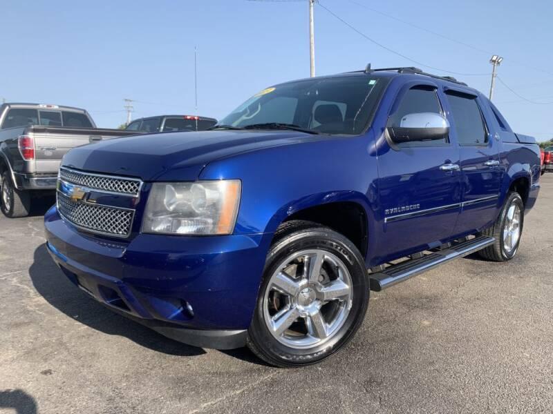 2013 Chevrolet Avalanche for sale at Superior Auto Mall of Chenoa in Chenoa IL
