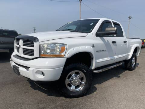2006 Dodge Ram Pickup 2500 for sale at Superior Auto Mall of Chenoa in Chenoa IL