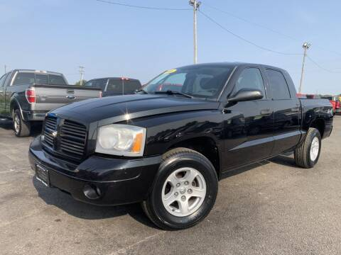 2006 Dodge Dakota for sale at Superior Auto Mall of Chenoa in Chenoa IL