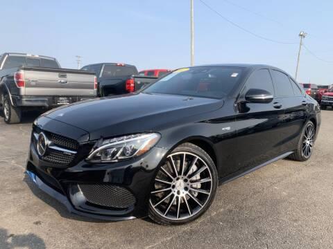2017 Mercedes-Benz C-Class for sale at Superior Auto Mall of Chenoa in Chenoa IL