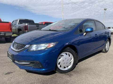 2013 Honda Civic for sale at Superior Auto Mall of Chenoa in Chenoa IL