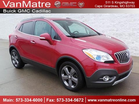 2014 buick encore for sale in missouri. Black Bedroom Furniture Sets. Home Design Ideas