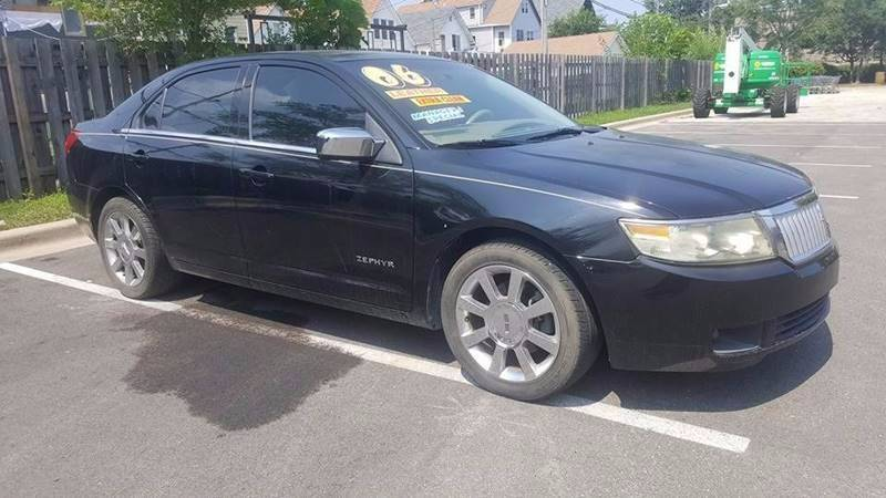 2006 Lincoln Zephyr In Chicago IL - Drive Today