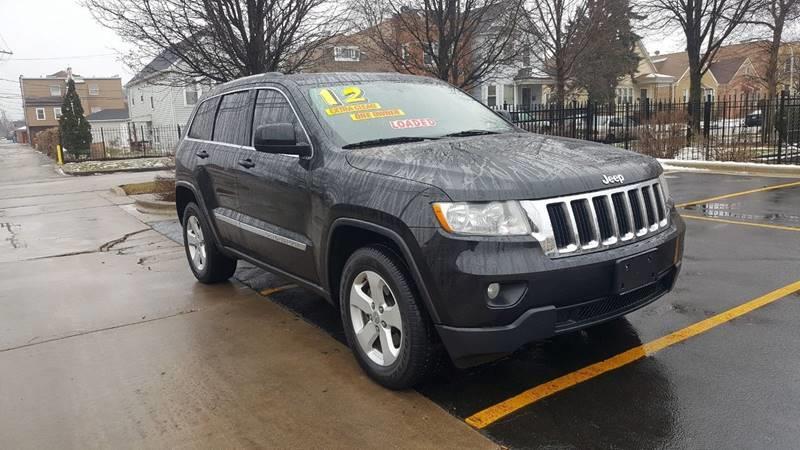 2012 Jeep Grand Cherokee For Sale >> 2012 Jeep Grand Cherokee Laredo In Chicago Il Drive Today