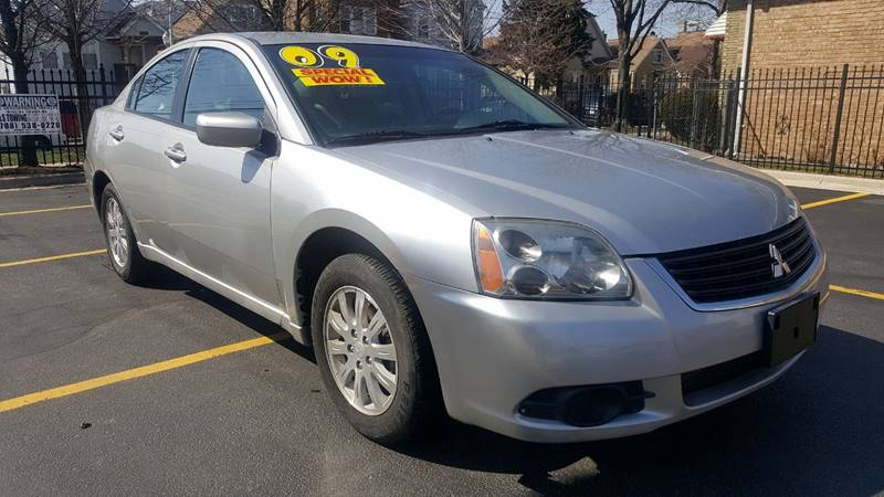 2009 Mitsubishi Galant For Sale At Drive Today In Chicago IL