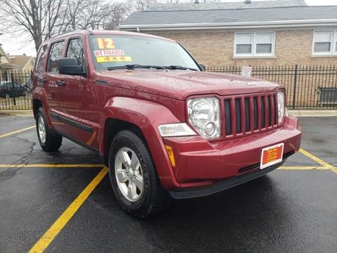 2012 Jeep Liberty for sale in Chicago, IL