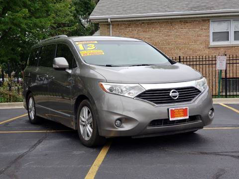2013 Nissan Quest for sale in Chicago, IL