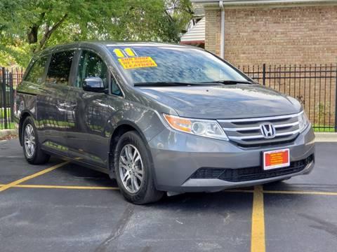 2011 Honda Odyssey for sale in Chicago, IL